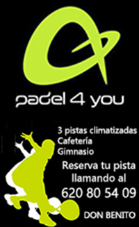 Padel for You (Hotel Cortijo)