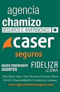 Chamizo Caser Vertical Raquetas Palas