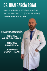 Dr. Garcia Regal (Afidon Don Benito)