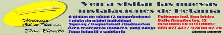Hetama Raquetas/Palas