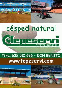 Tepeservi (Cope)